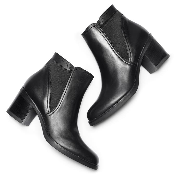 Women's shoes bata, Noir, 794-6228 - 19