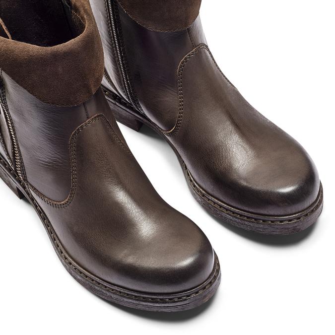 Chaussures Femme weinbrenner, Brun, 594-4874 - 15