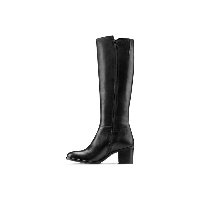 BATA Chaussures Femme bata, Noir, 694-6361 - 16