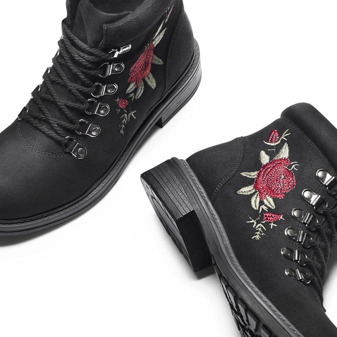 Women's shoes bata, Noir, 599-6183 - 19