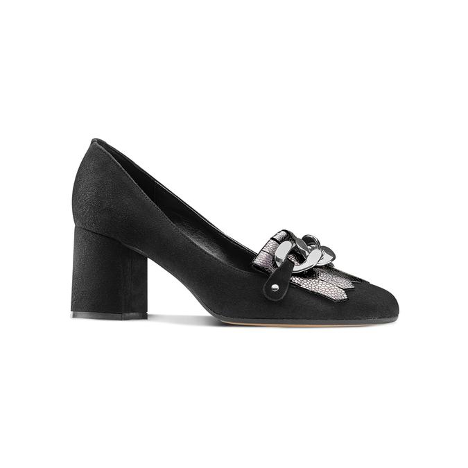 Women's shoes bata, Noir, 723-6135 - 13