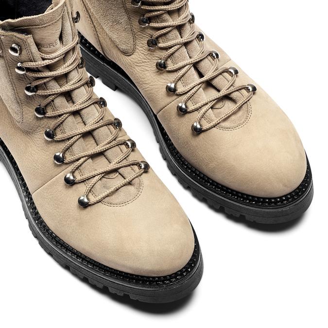Women's shoes weinbrenner, Jaune, 596-8349 - 15