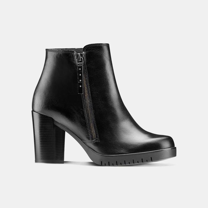 Women's shoes bata, Noir, 794-6676 - 13