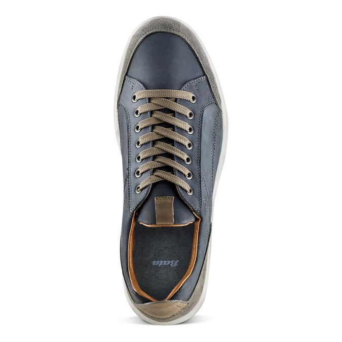 Men's shoes bata, Violet, 846-9105 - 15