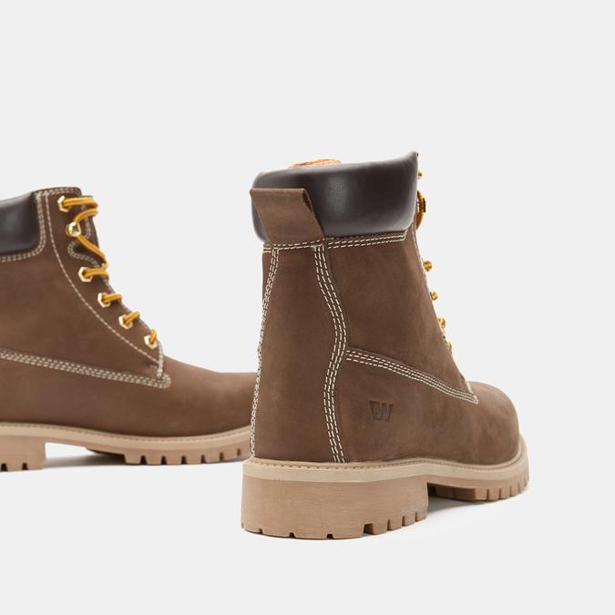 WEINBRENNER Chaussures Homme weinbrenner, Brun, 896-4160 - 17