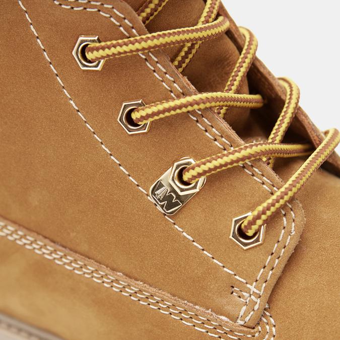 Men's shoes weinbrenner, Jaune, 896-8160 - 26