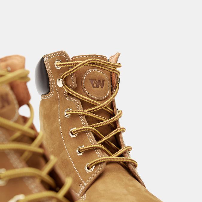 WEINBRENNER Chaussures Homme weinbrenner, Jaune, 896-8160 - 15