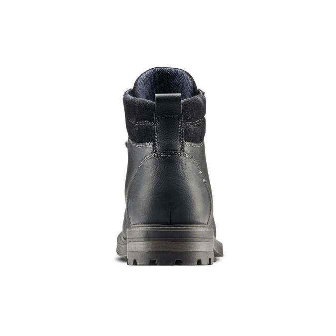 Men's shoes bata, Noir, 894-6136 - 16