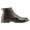 Men's shoes bata, Brun, 894-4727 - 26