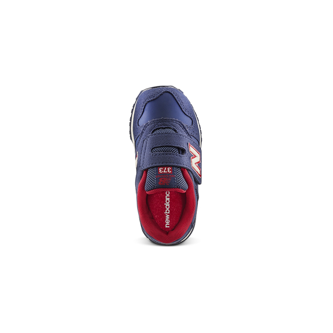 Childrens shoes new-balance, Violet, 101-9473 - 15