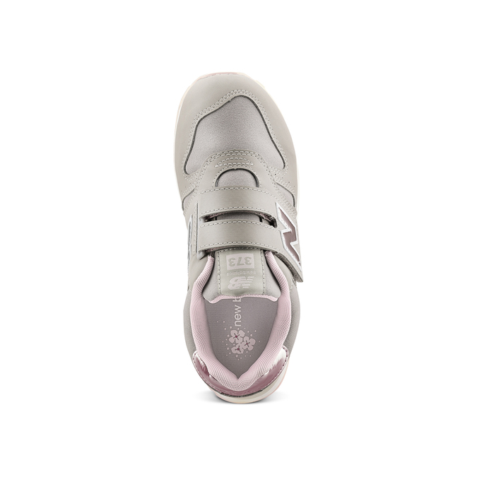 Childrens shoes new-balance, Gris, 301-2373 - 15