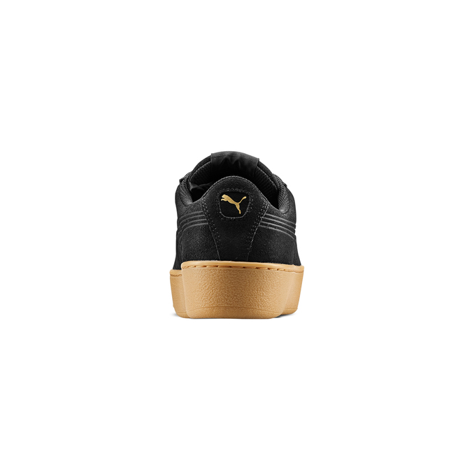 Childrens shoes puma, Noir, 503-6169 - 16
