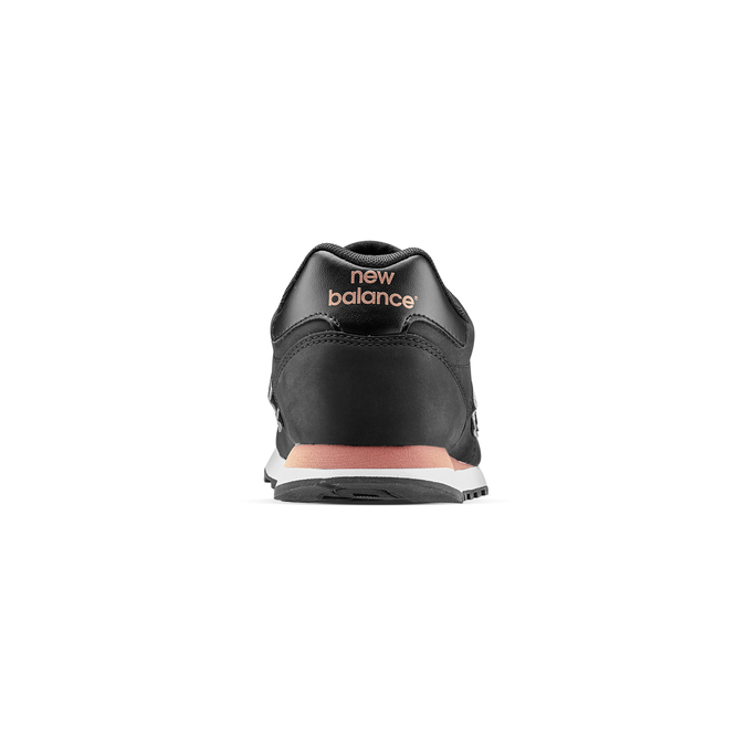 Childrens shoes new-balance, Noir, 501-6500 - 16