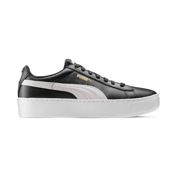 Chaussures Femme puma, Noir, 501-6659 - 26