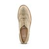 Women's shoes bata, Vert, 523-7482 - 17