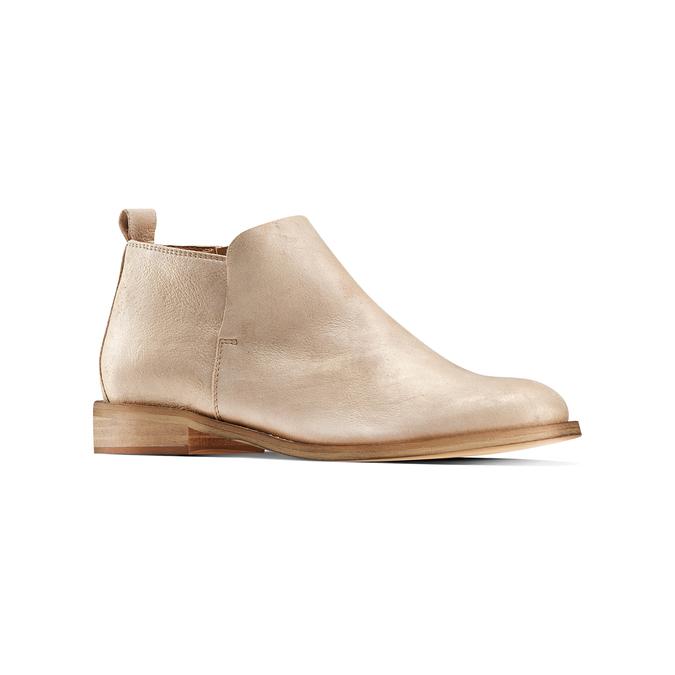 Women's shoes bata, Jaune, 593-8703 - 13