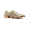 Women's shoes bata, Vert, 523-7482 - 13