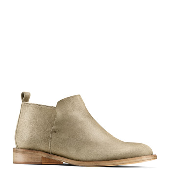 Women's shoes bata, Vert, 593-7703 - 13