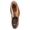 Men's shoes bata, Brun, 824-4357 - 17