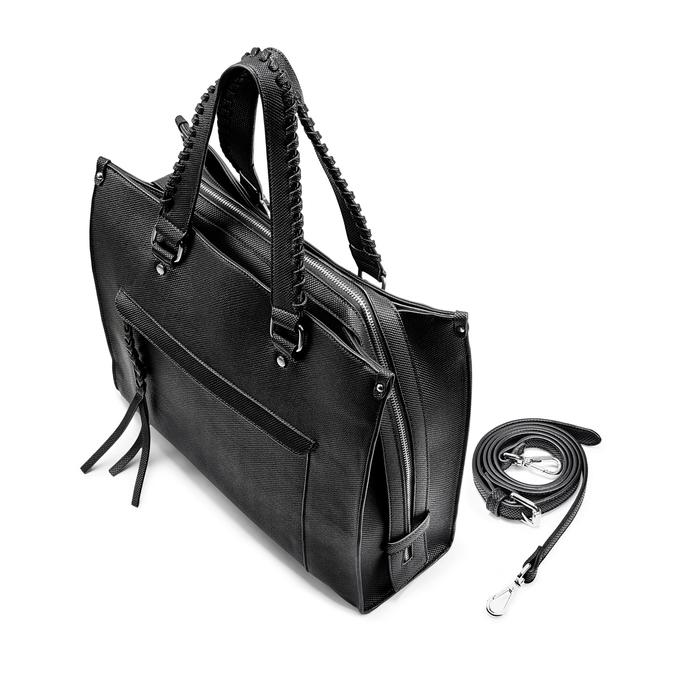 Bag bata, Noir, 961-6238 - 17