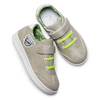 Childrens shoes mini-b, Gris, 211-2191 - 19