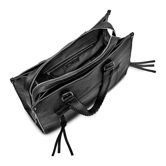 Bag bata, Noir, 961-6238 - 16
