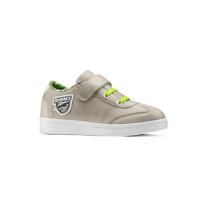 Childrens shoes mini-b, Gris, 211-2191 - 13
