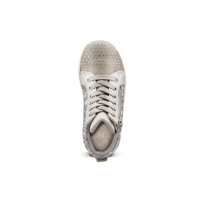 Childrens shoes mini-b, Gris, 229-2107 - 15