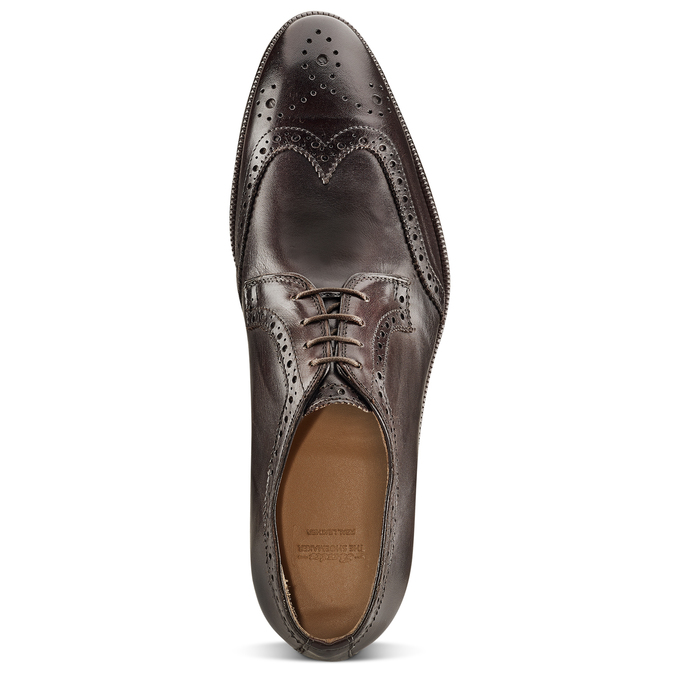 BATA THE SHOEMAKER Herren Shuhe bata-the-shoemaker, Braun, 824-4335 - 15