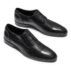 Men's shoes bata, Noir, 824-6357 - 26