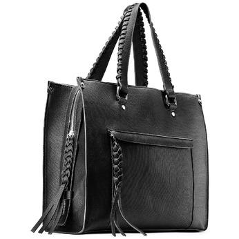 Bags bata, Noir, 961-6238 - 13