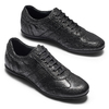 Men's shoes bata, Noir, 844-6141 - 26