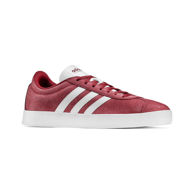 Men's shoes adidas, Rouge, 803-5379 - 13