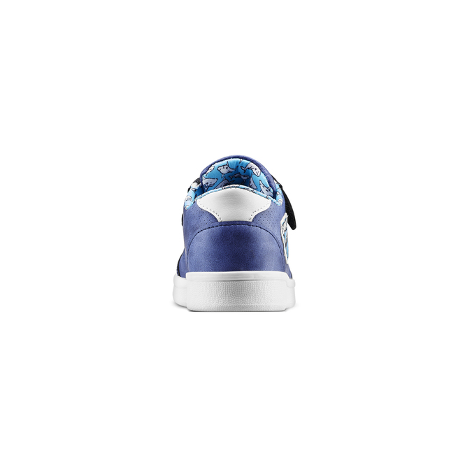 Childrens shoes mini-b, Bleu, 211-9191 - 16