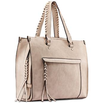 Bag bata, Blanc, 961-1238 - 13