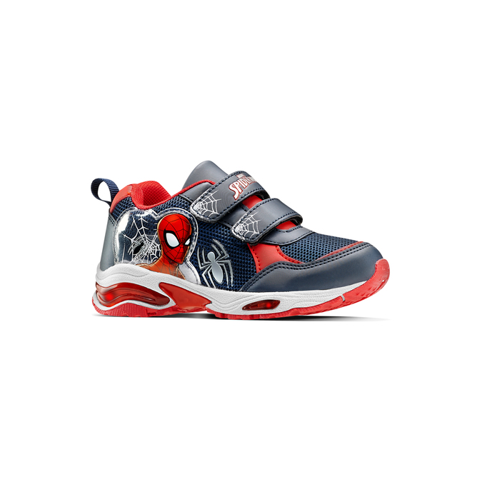 Childrens shoes spiderman, Bleu, 319-9155 - 13