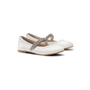 Childrens shoes mini-b, Blanc, 324-1272 - 26