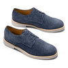 Men's shoes bata-light, Bleu, 823-9284 - 26