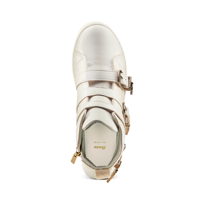 BATA Chaussures Femme bata, Blanc, 541-1193 - 17