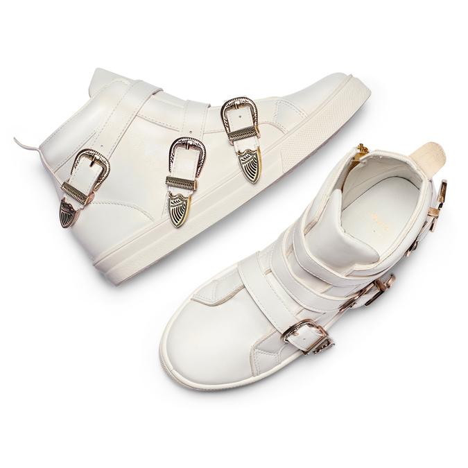 BATA Chaussures Femme bata, Blanc, 541-1193 - 26