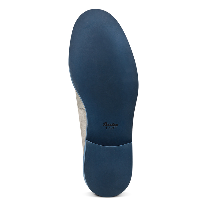 Men's shoes bata-light, Gris, 813-2163 - 19