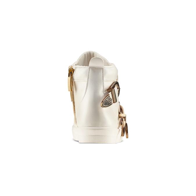 BATA Chaussures Femme bata, Blanc, 541-1193 - 15
