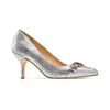 Women's shoes insolia, Blanc, 729-1219 - 13
