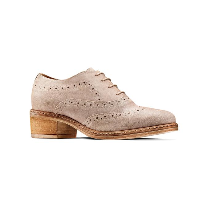 Women's shoes bata, Jaune, 623-8157 - 13