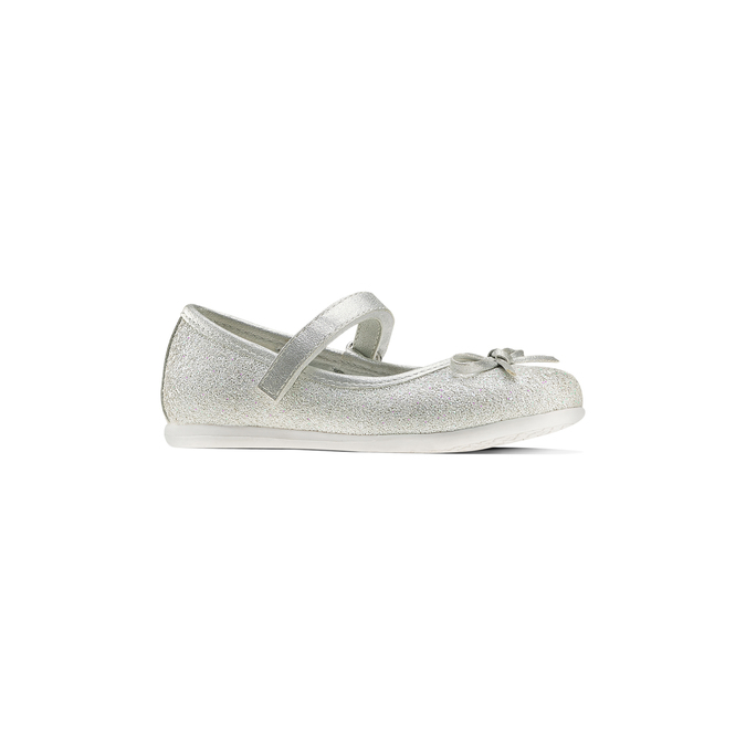 Childrens shoes mini-b, Argent, 229-1103 - 13