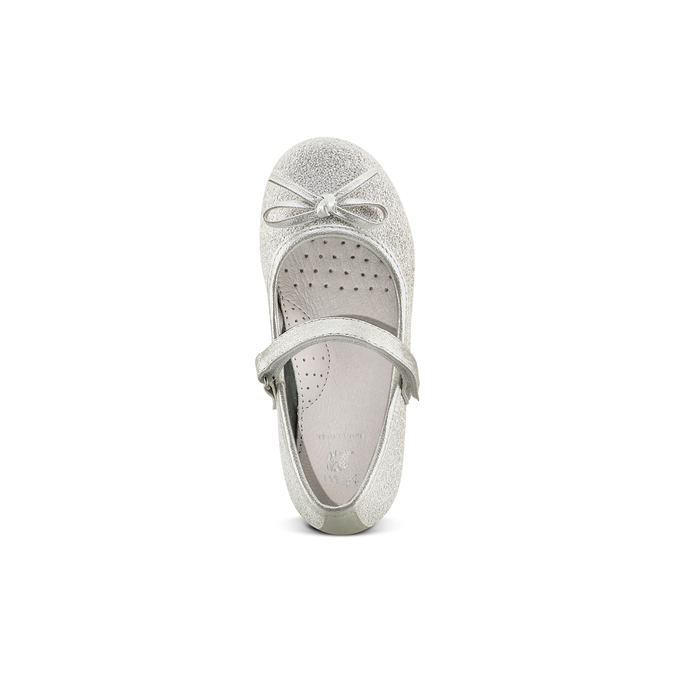 Childrens shoes mini-b, Argent, 229-1103 - 17