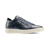 Men's shoes bata, Bleu, 844-9137 - 13