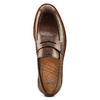 Men's shoes bata-light, Brun, 814-4109 - 17