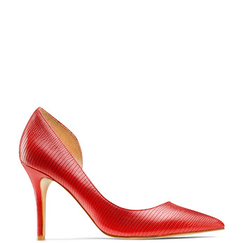 Women's shoes, Rouge, 721-5302 - 13