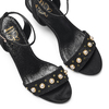 Women's shoes insolia, Noir, 769-6288 - 26
